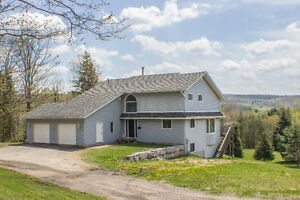 5 Bedroom Family Home on 1.3 Acres!