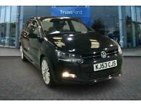2014 Volkswagen Polo 1.4 TSI ACT BlueGT 5dr-Fatigue Detection System, Bluetooth,