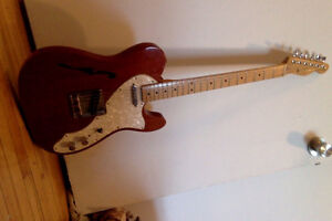 Fender '69 Telecaster Thinline Reissue