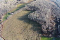 Multiple acreages for sale near Middle Rd & Mt Hanley Rd