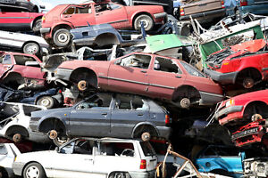 WE PAY TOP DOLLAR FOR ANY SCRAP VEHICLE - $150-$2000