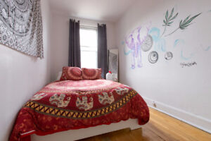 Fully Furnished Apartment in McGill for Sublet January to April