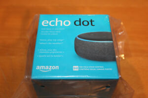 Amazon Echo Dot (3rd Generation) Brand New Sealed