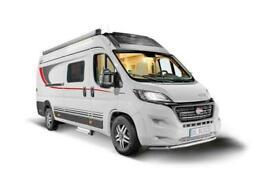 Burstner Eliseo 540 Van Conversion 2.3 9 Speed automatic Diesel