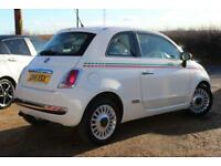 2011 11 FIAT 500 0.9 LOUNGE 3D 85 BHP