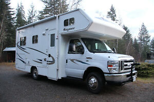 Adventurer motorhome 22 feet