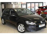 2014 63 VOLKSWAGEN GOLF 1.6 SE TDI BLUEMOTION TECHNOLOGY DSG 5DR AUTOMATIC 103 B