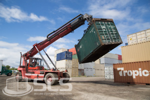 Secure Container SolutionsUsed and New Portable Steel Storage