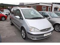 Xcellent Ford Galaxy 1.9TDI GHIA 115PS, A Cheap Part Exchange