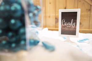 Wedding item decor