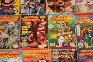 15 Nintendo Power Magazines West Island Greater Montréal image 1