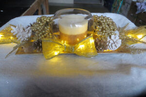Christmas and Winter Decoration Centerpieces