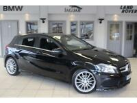 2014 14 MERCEDES-BENZ A CLASS 1.8 A200 CDI BLUEEFFICIENCY AMG SPORT 5D AUTO 136