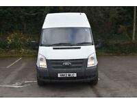 2.2 T350 RWD 5D 99 BHP LWB HIGH ROOF DIESEL MANUAL VAN 2012