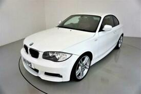 image for 2011 BMW 1 Series 2.0 120D M SPORT 2d-2 OWNER CAR-CORAL RED BOSTON LEATHER-CRUIS