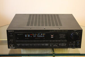 Sony Receiver STR AV770