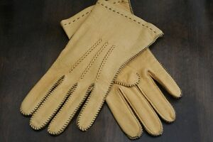 Genuine Deerskin dress gloves Belleville Belleville Area image 3