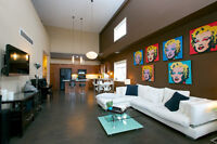 Affordable Two-Storey Penthouse in the Heart of Downtown Kelowna