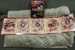 INUYASHA  SEASON  1 BOX SET London Ontario image 2