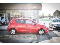 2013 13 HYUNDAI I20 1.2 Active 5dr in Red