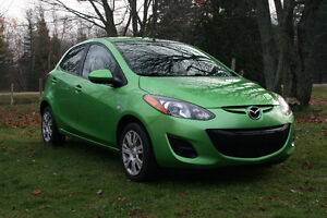 2012 mazda 2 gx , loaded 5 speed new mvi