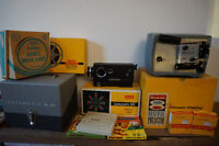Appareils Vidéo et de Projection Kodak Vintage (1970)
