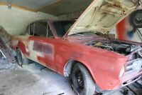 65 Barracuda project, needs to go!