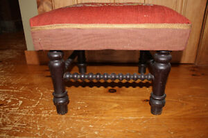 Old Antique Foot Stool London Ontario image 4