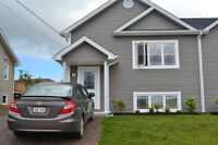 Moncton North Semi-Detached for Rent - Available June 1st