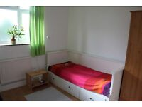 Double room in two-bed flatshare, Newington Green