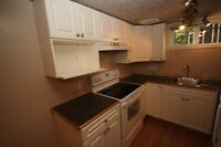 Bright and clean 2 bdrm basement suite for rent on SW hill