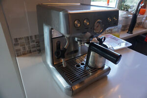 Breville Model BES830XL Programmable Espresso Machine