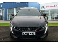 2020 Peugeot 508 1.6 11.8kWh GT Line Fastback EAT (s/s) 5dr Auto Hatchback Hybri
