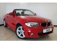 2011 11 BMW 1 SERIES 2.0 118I SPORT 2DR 141 BHP