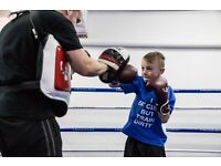 Kids Boxing Chelmsley Wood