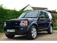2007 LAND ROVER DISCOVERY 3 TDV6 HSE AUTO ESTATE DIESEL