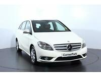 2012 MERCEDES B-CLASS B200 CDI BLUEEFFICIENCY SE MPV DIESEL