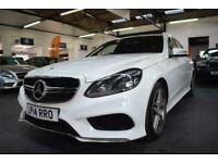 2014 Mercedes-Benz E-CLASS 3.0 E350 BLUETEC AMG SPORT 4d 249 BHP Auto Saloon Die
