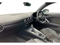 2017 Audi TT Coup- Black Edition 2.0 TFSI 230 PS S tronic Auto Coupe Petrol Aut