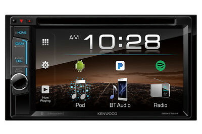 New 2019 Kenwood DDX26BT 6.2� Double Din Bluetooth Touch Screen w// Dash Cam