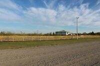 Acreage for Rent/Sale