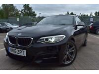 2016 16 BMW 2 SERIES 3.0 M235I 2D 322 BHP-1 OWNER-BMW ADVANCED SPEAKERS-CORAL RE