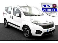 BRAND NEW FIAT QUBO 1.3 MULTIJET LOUNGE LIBERTY WHEELCHAIR ACCESSIBLE VEHICLE