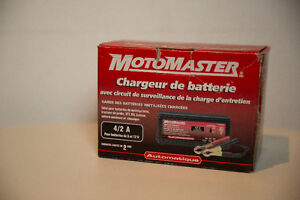 used twice Battery charger