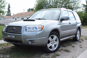 2007 Subaru Forester XT Limited Just in time for Ski Season!