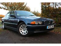 BMW 728 2.8 (193bhp) Auto i METICULOUSLY CARED FOR EXAMPLE FSH + PR OWNER 13YRS