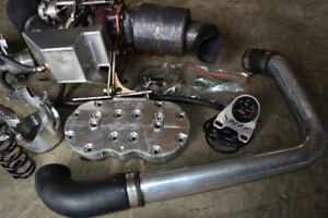 Complete Cutler Turbo Kit 2010/2011 M8 plus extras