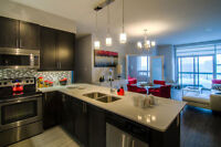 Gorgeous 1 BR+Den in Barrie - lakefront views - must see pics!