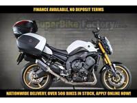 2013 13 YAMAHA FZ8 800CC 0% DEPOSIT FINANCE AVAILABLE