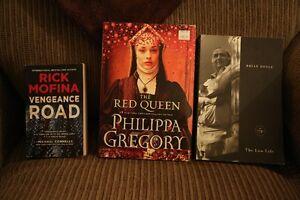 Three Brand New Books